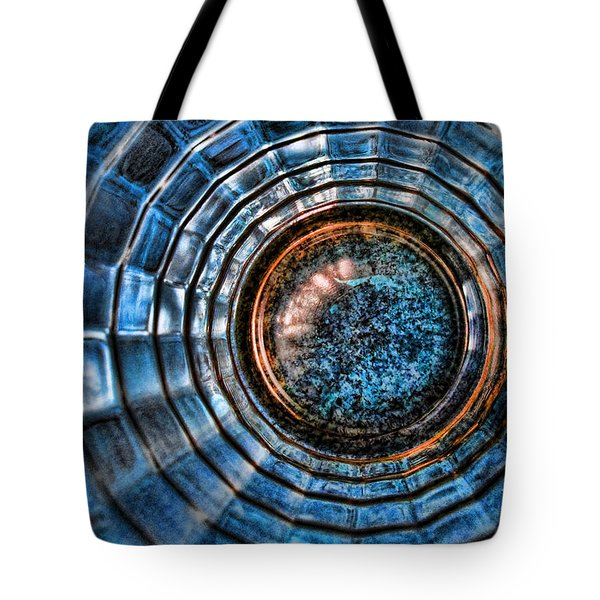 Glass Series 3 - The Time Tunnel Tote Bag