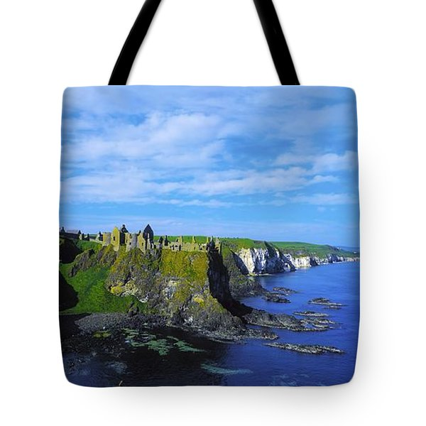 Glenarriff Falls, The Antim Glens, Co Tote Bag by The Irish Image Collection