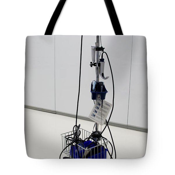 Glidescope Tote Bag by Photo Researchers