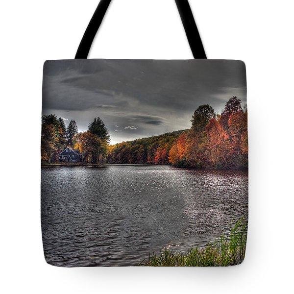 Glimmer Matthies Island Tote Bag