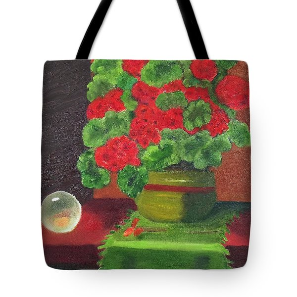 Global Beauty Tote Bag
