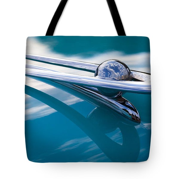 Global Tote Bag by Chris Dutton
