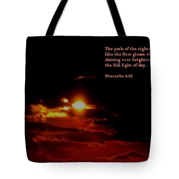 Tote Bag featuring the photograph Glorious 2 by Maria Urso