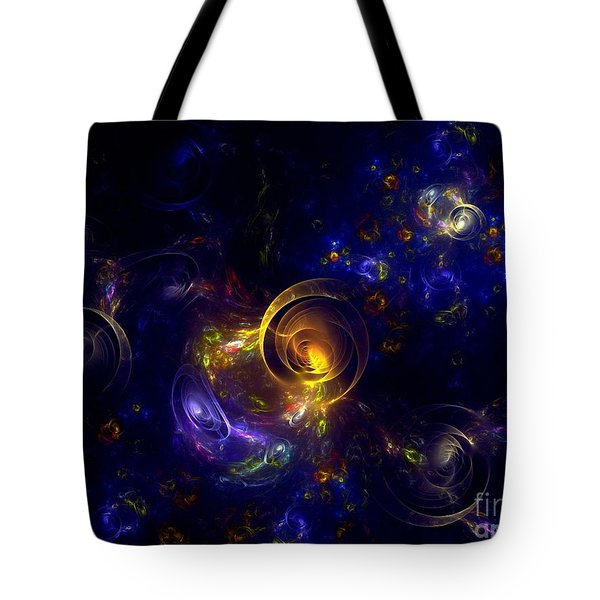 Glorious Univers Tote Bag