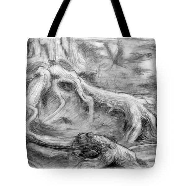 Gnarled Tote Bag by Adam Long