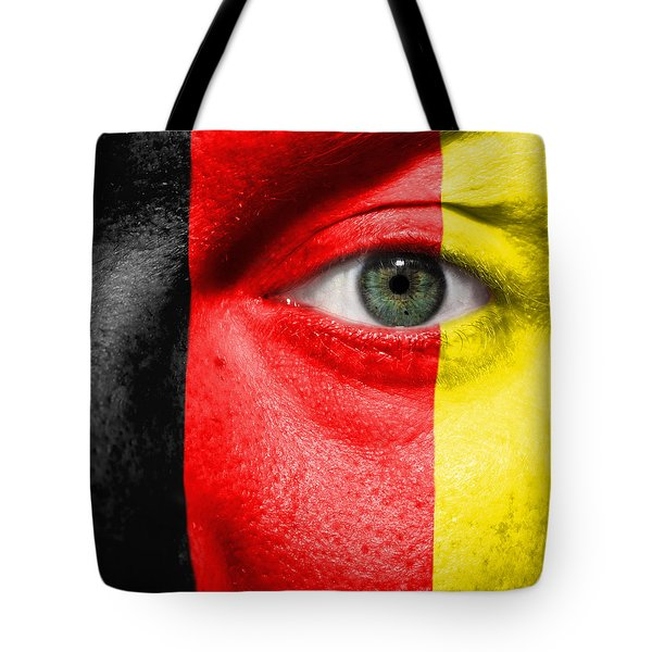 Go Belgium Tote Bag by Semmick Photo