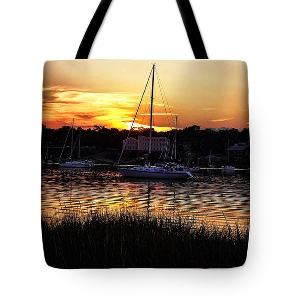 Goddard Marina  Tote Bag