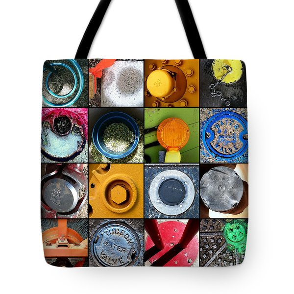 Goin' In Circles Tote Bag