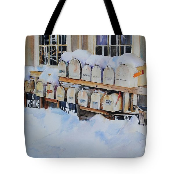 Going Postal II Tote Bag
