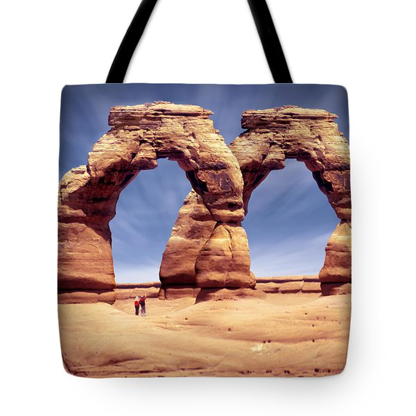 Golden Arches? Tote Bag by Mike McGlothlen