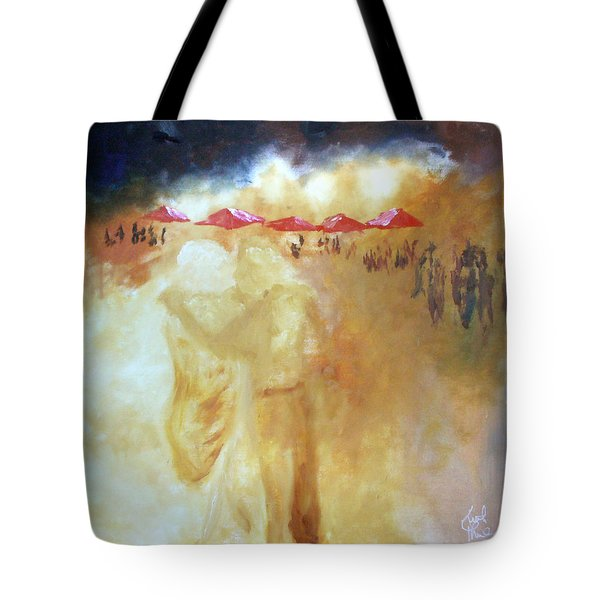 Golden Memories Tote Bag