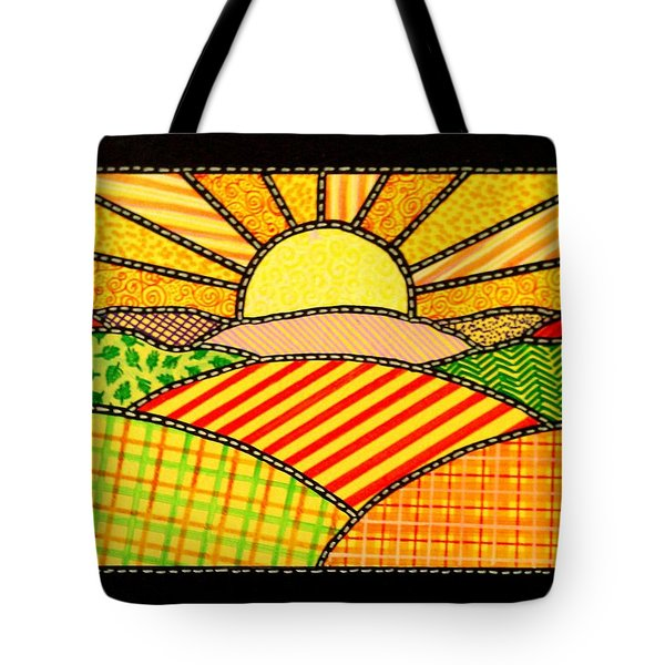 Good Day Sunshine Tote Bag by Jim Harris