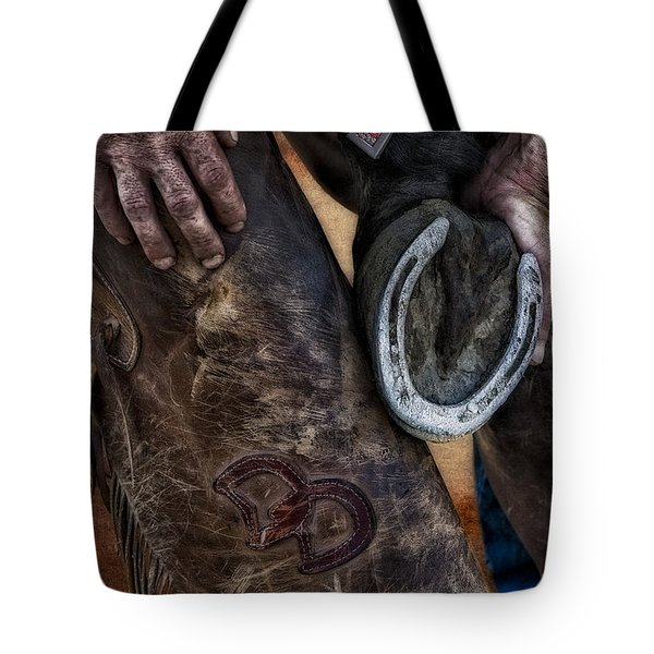 Good Luck Tote Bag by Susan Candelario