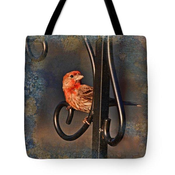 Good Moning Sunshine IIi Tote Bag by Debbie Portwood