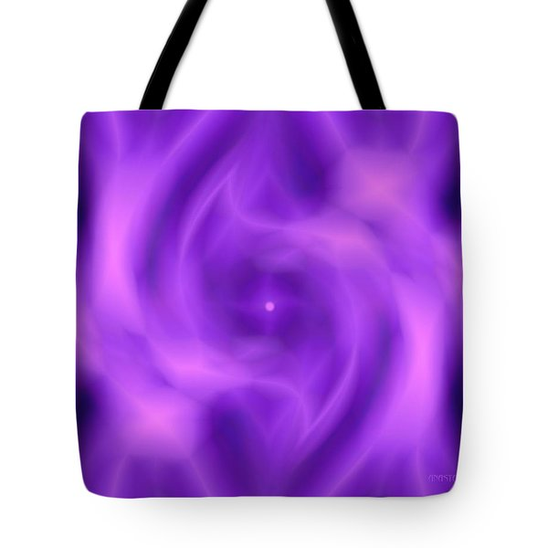 Got A Glow On Tote Bag by Anastasia Pellerin