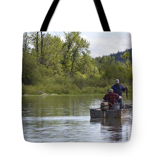 Tote Bag featuring the photograph Gotcha by Nina Prommer