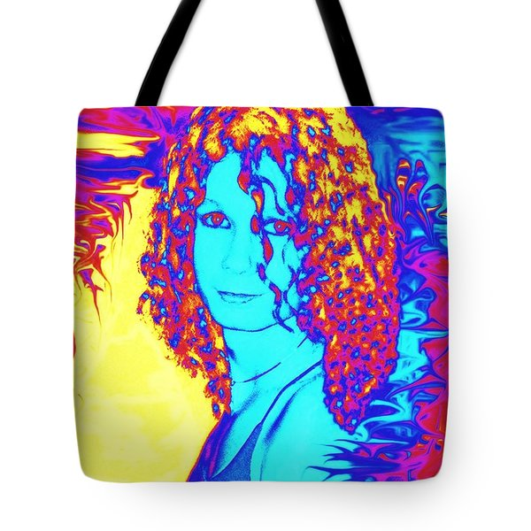 Gothic Beauty Tote Bag by Renee Trenholm