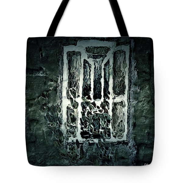 Gothic Window Tote Bag by Paula Ayers