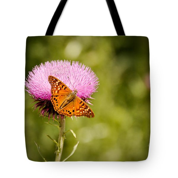 Gourmet Flower Tote Bag