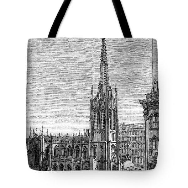 Grace Church, 1883 Tote Bag