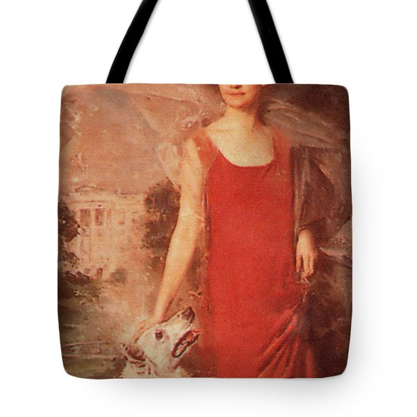Grace Coolidge Tote Bag