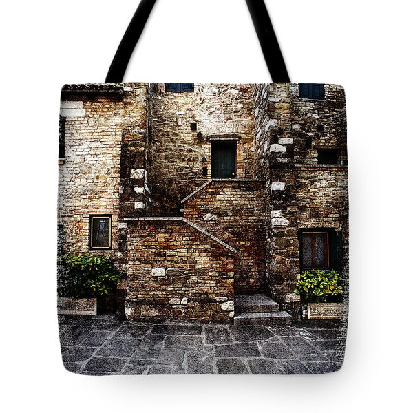 Grado 4 Tote Bag by Mauro Celotti