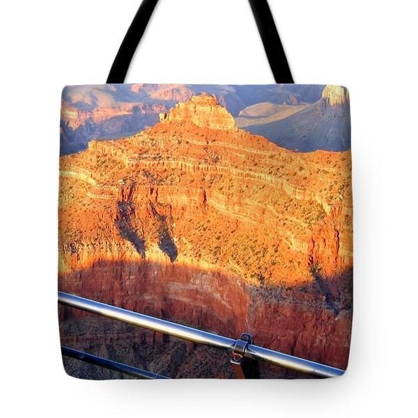 Grand Canyon 43 Tote Bag by Will Borden