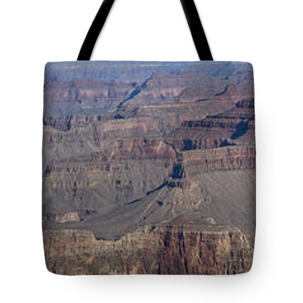 Grand Canyon From South Rim Tote Bag by Tim Mulina