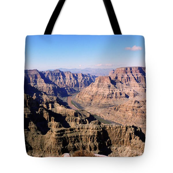 Tote Bag featuring the photograph Grand Canyon by Lynn Bolt