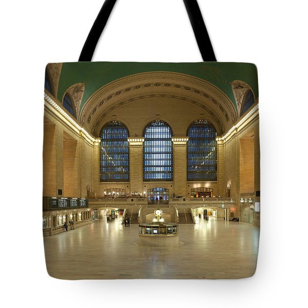 Grand Central Terminal I Tote Bag by Clarence Holmes