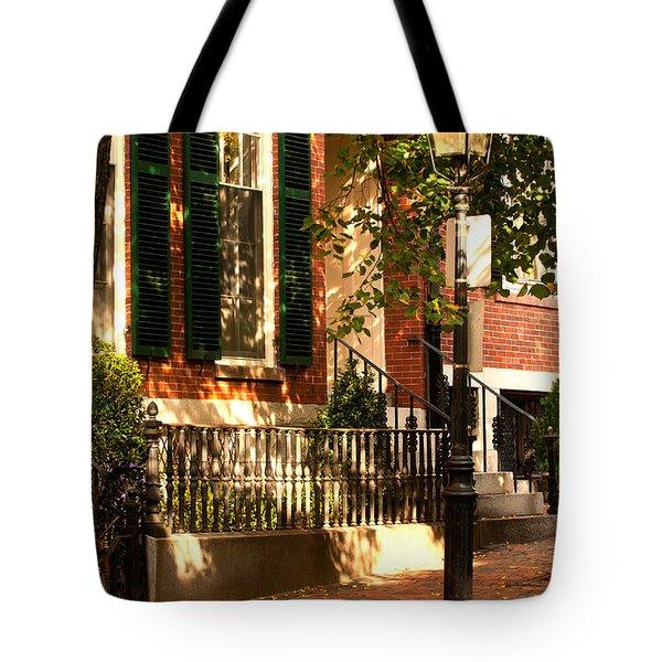 Grand Residence Tote Bag