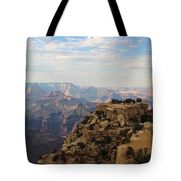 Grand Scene Tote Bag by Heidi Smith