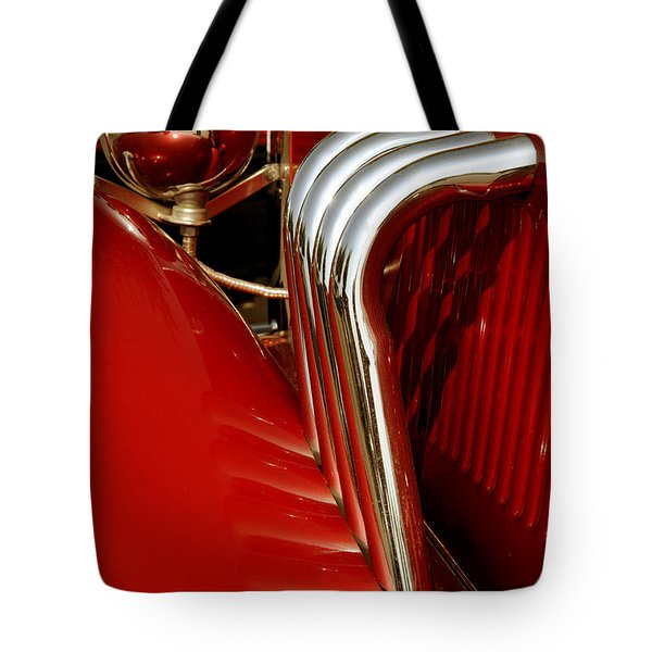 Great Pipes Tote Bag by Vivian Christopher