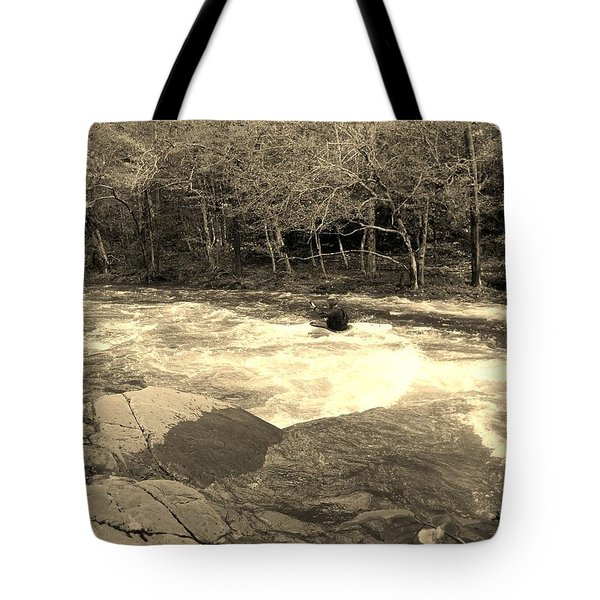 Great Smoky Mountain Tote Bag