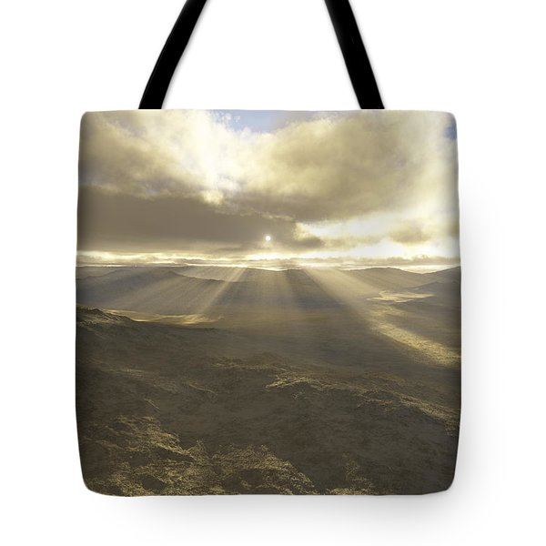 Great Valley Tote Bag by Mark Greenberg
