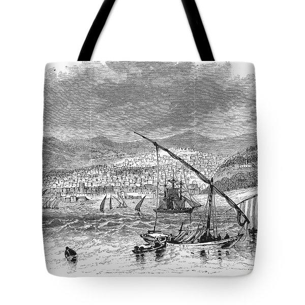 Greece: Salonika, 1876 Tote Bag by Granger