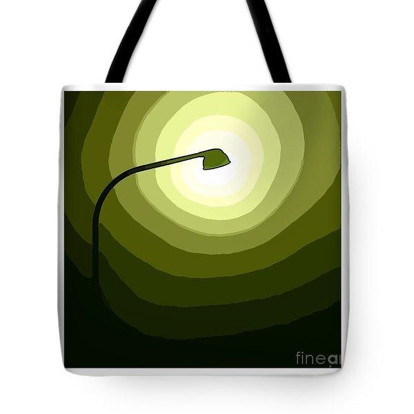 Green Is Hope Tote Bag