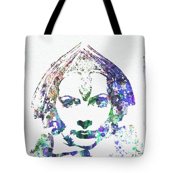 Greta Garbo Tote Bag by Naxart Studio