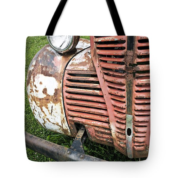 Grilled Tote Bag by Glennis Siverson
