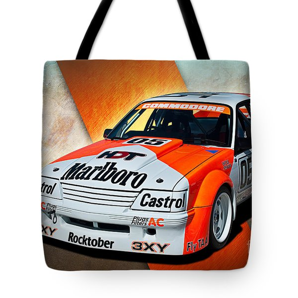 Group C Vk Commodore Tote Bag by Stuart Row