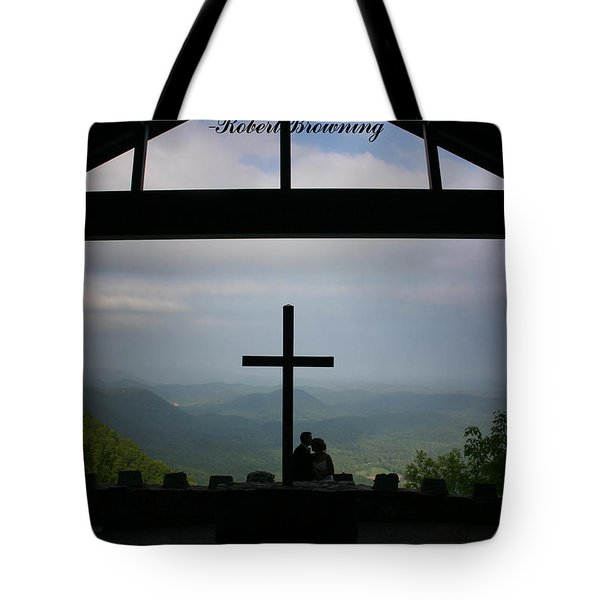 Tote Bag featuring the photograph Grow Old With Me by Kelly Hazel