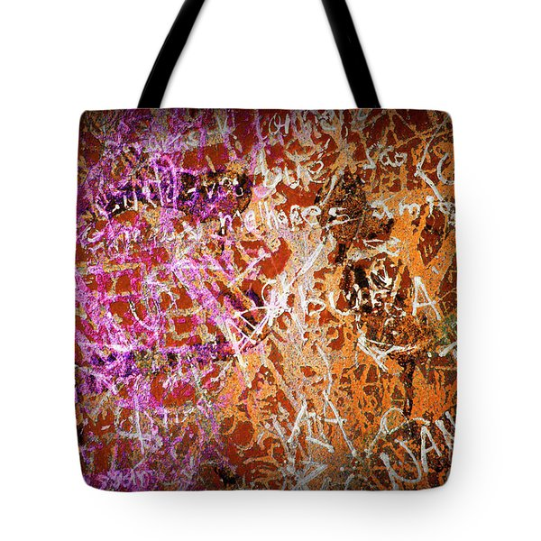 Grunge Background 3 Tote Bag by Carlos Caetano