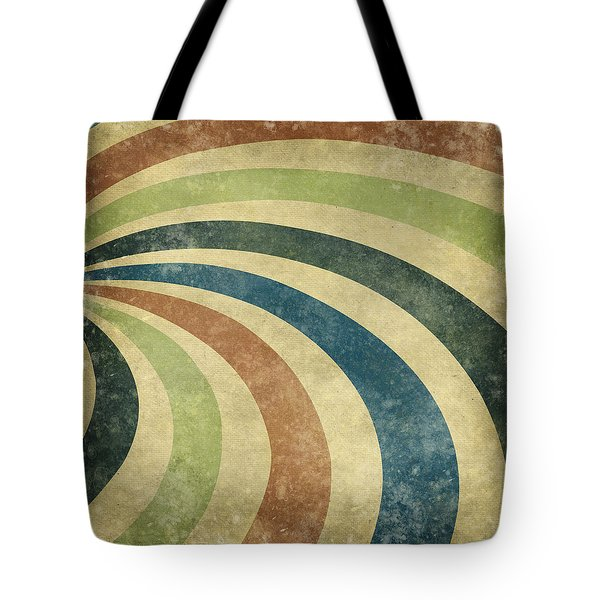 grunge Rays background Tote Bag by Setsiri Silapasuwanchai