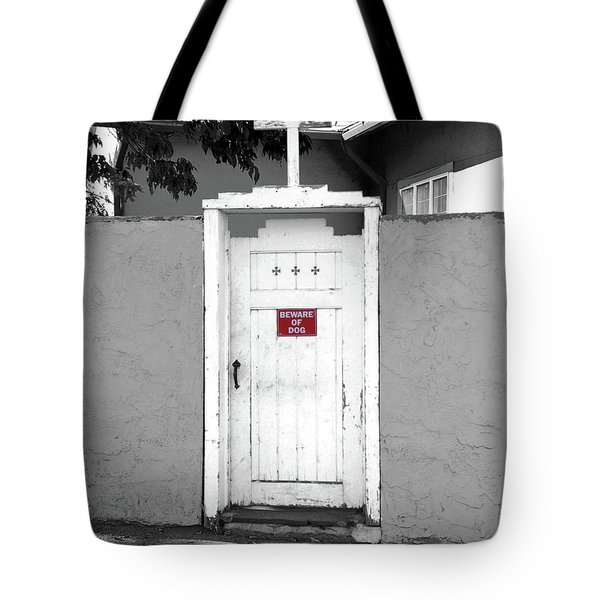 Guard Dogs For God Tote Bag
