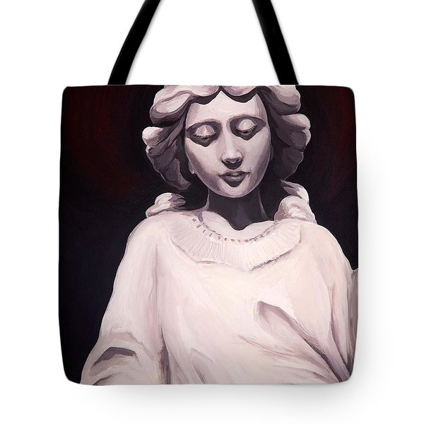 Guardian Of Another Time Tote Bag