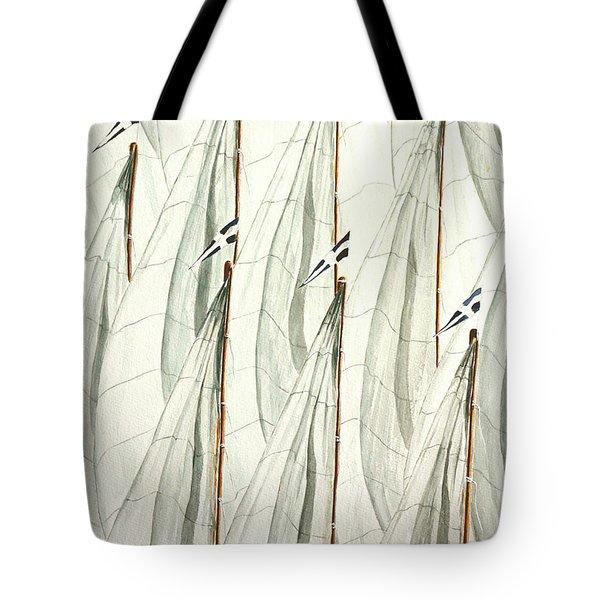 Guidoni Tote Bag by Giovanni Marco Sassu