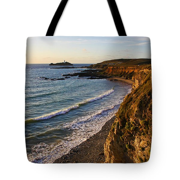 Gwithian Beach Tote Bag