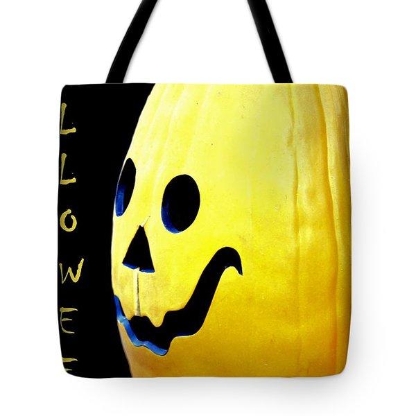 Halloween 1 Tote Bag by Maria Urso