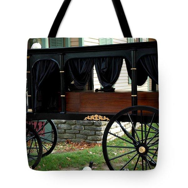 Halloween Pick Up Tote Bag by LeeAnn McLaneGoetz McLaneGoetzStudioLLCcom