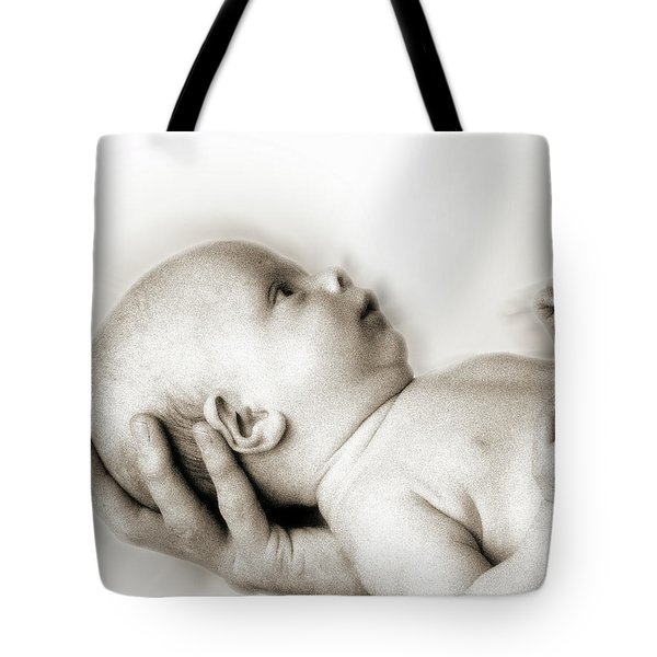 Hand Of Love  Tote Bag